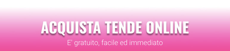acquista tende online