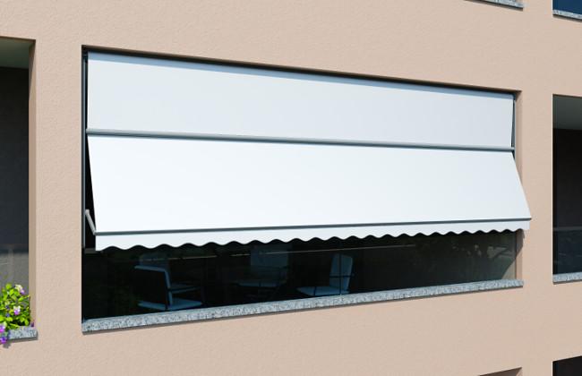 Tende Per Finestra Con Cassonetto : Tende da sole per finestre